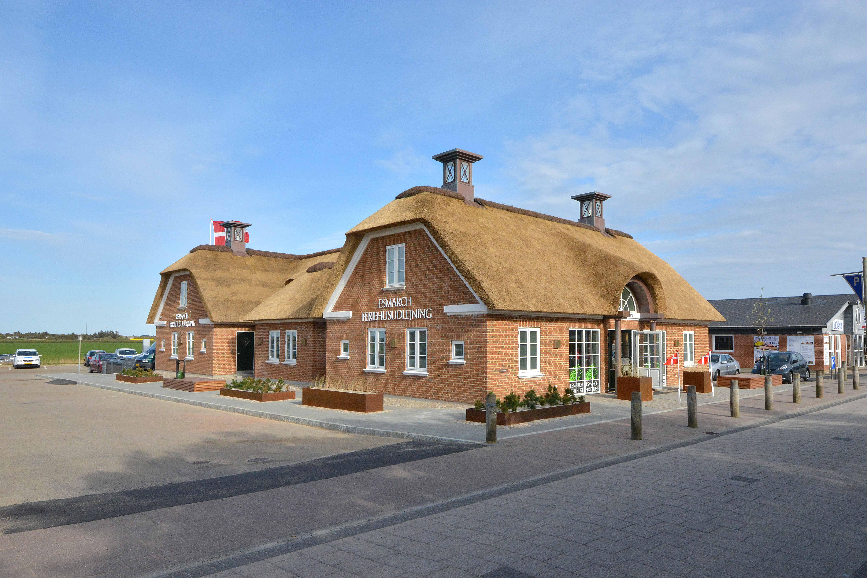 Esmarks kontor i Soendervig.