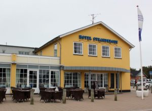 Hotel Strandkroen Søndervig - Klassisk dansk mad i hyggelige omgivelser