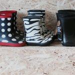 MG Shoes Søndervig - gummistøvler til børn
