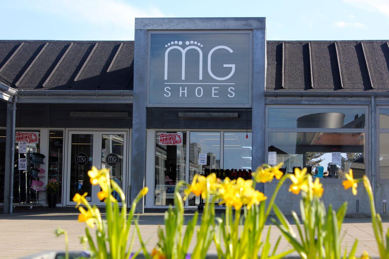 MG Shoes Søndervig - klædt på med tøj og sko fra top til tå