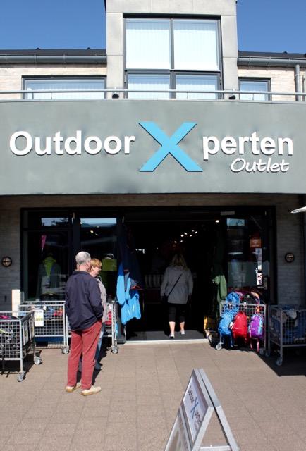 Outdoor Xperten Outlet Søndervig