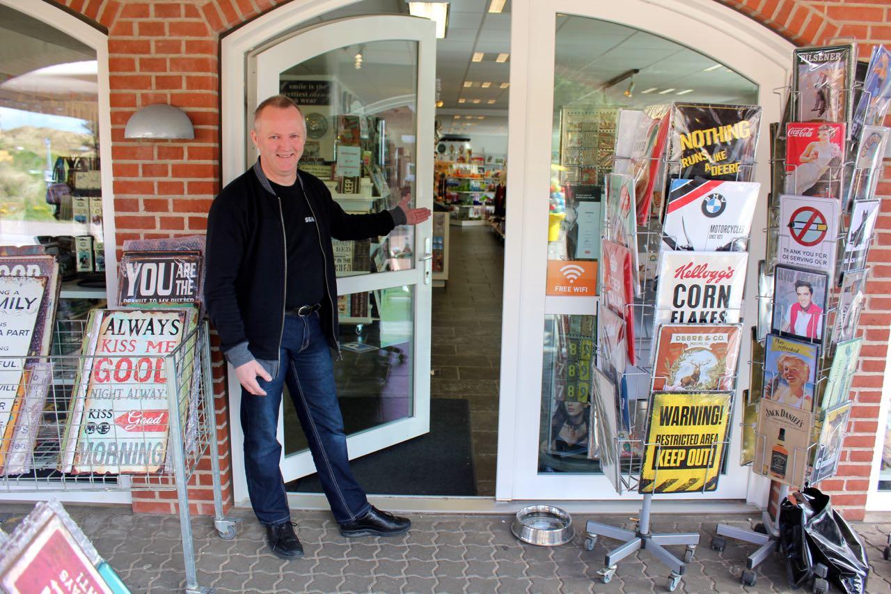 Butik Season Søndervig - Indehaver Holger
