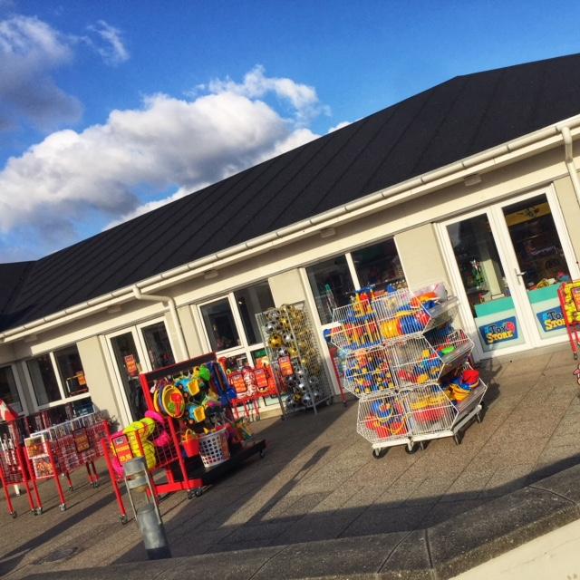 Toy Store - Underholdning til store og små
