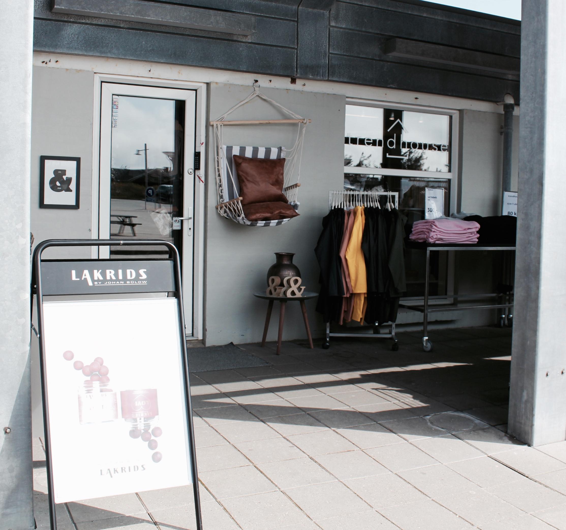 Trendhouse Søndervig - modebutik i Søndervig