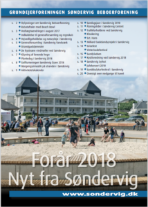 Nyt fra Søndervig 2018