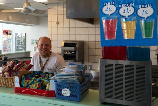 Danland Grillbar hotdogs og grillmad til den hurtige sult til grillmad i Søndervig
