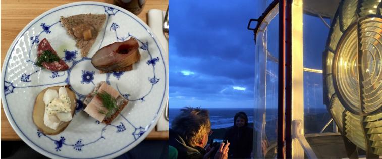 Smagfulde fortællinger - hygge, historier og god mad