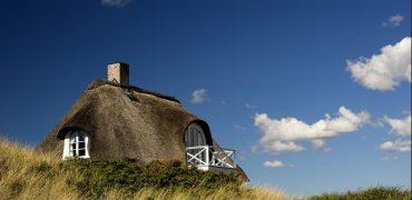 Sommerhus i klitterne