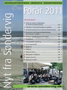 Sondervig Nyt 2011 forside