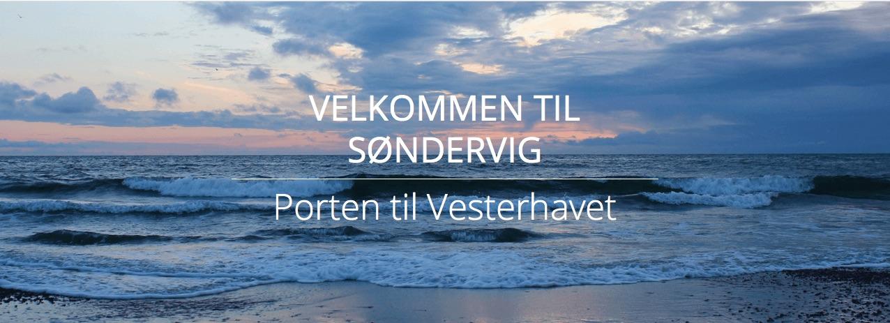 Velkommen Søndervigs nye hjemmeside