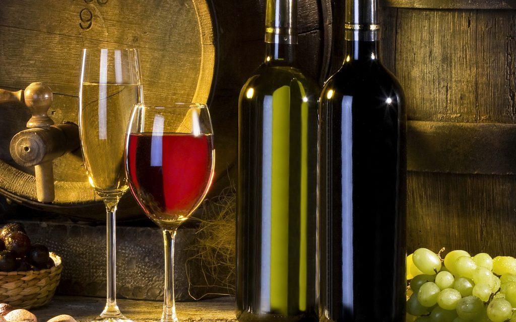 Kæmpe vinlagersalg