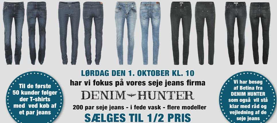 Jeans hos Lis B