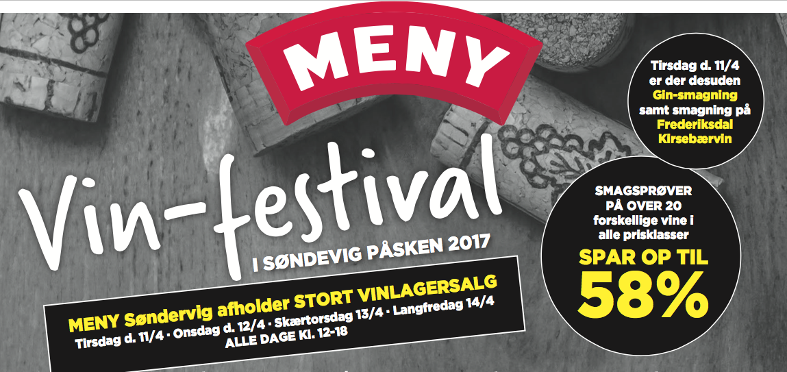 Vinfestival påsken 2017