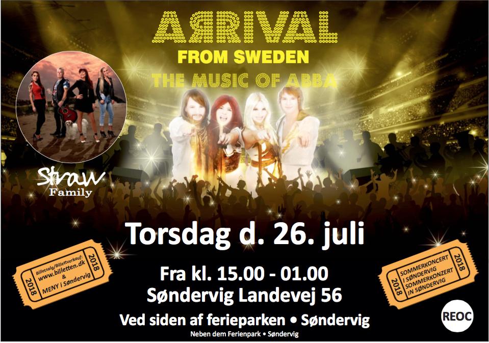 Sommerkoncert i Søndervig