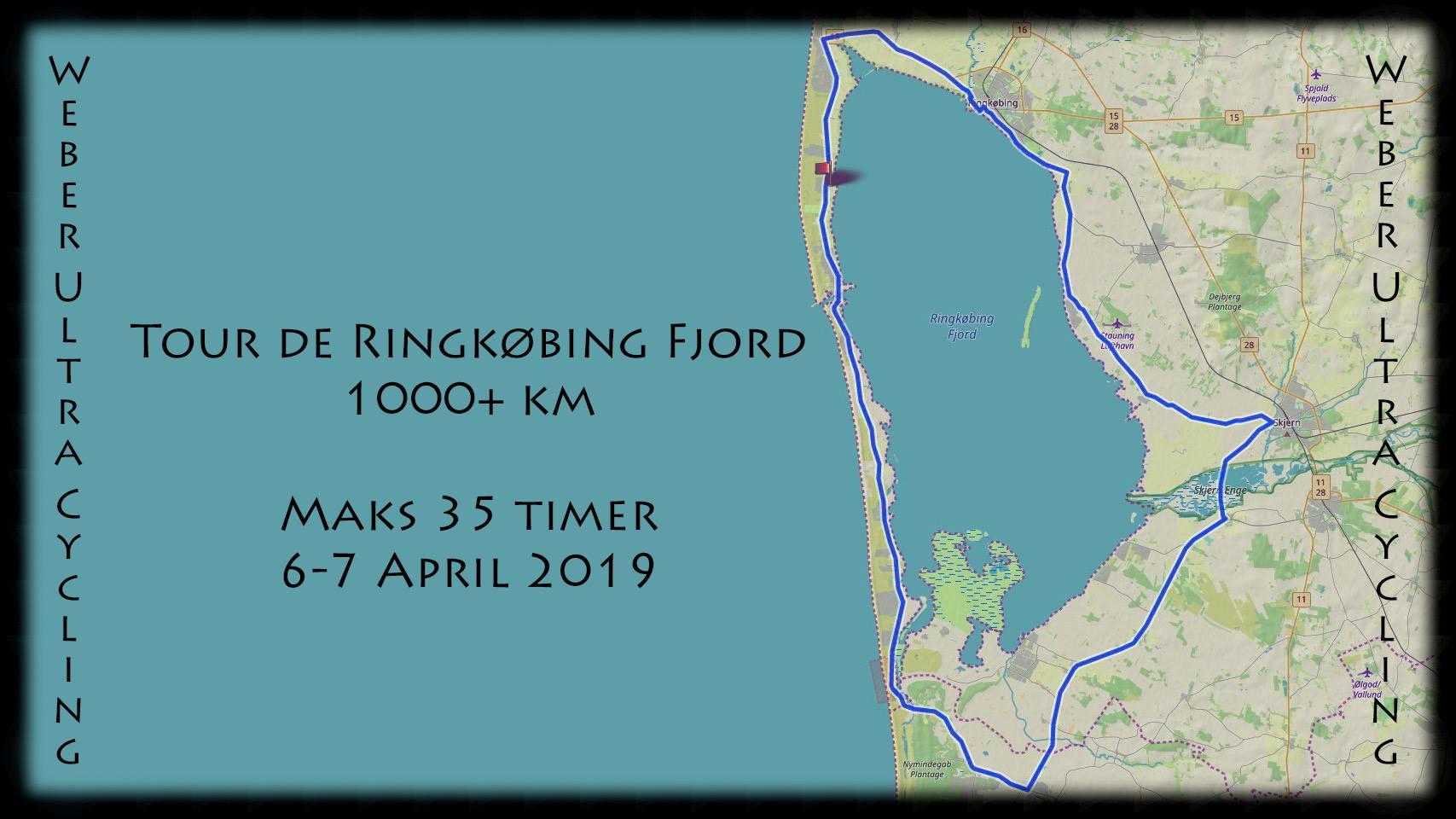 ringkøbing fjord rundt