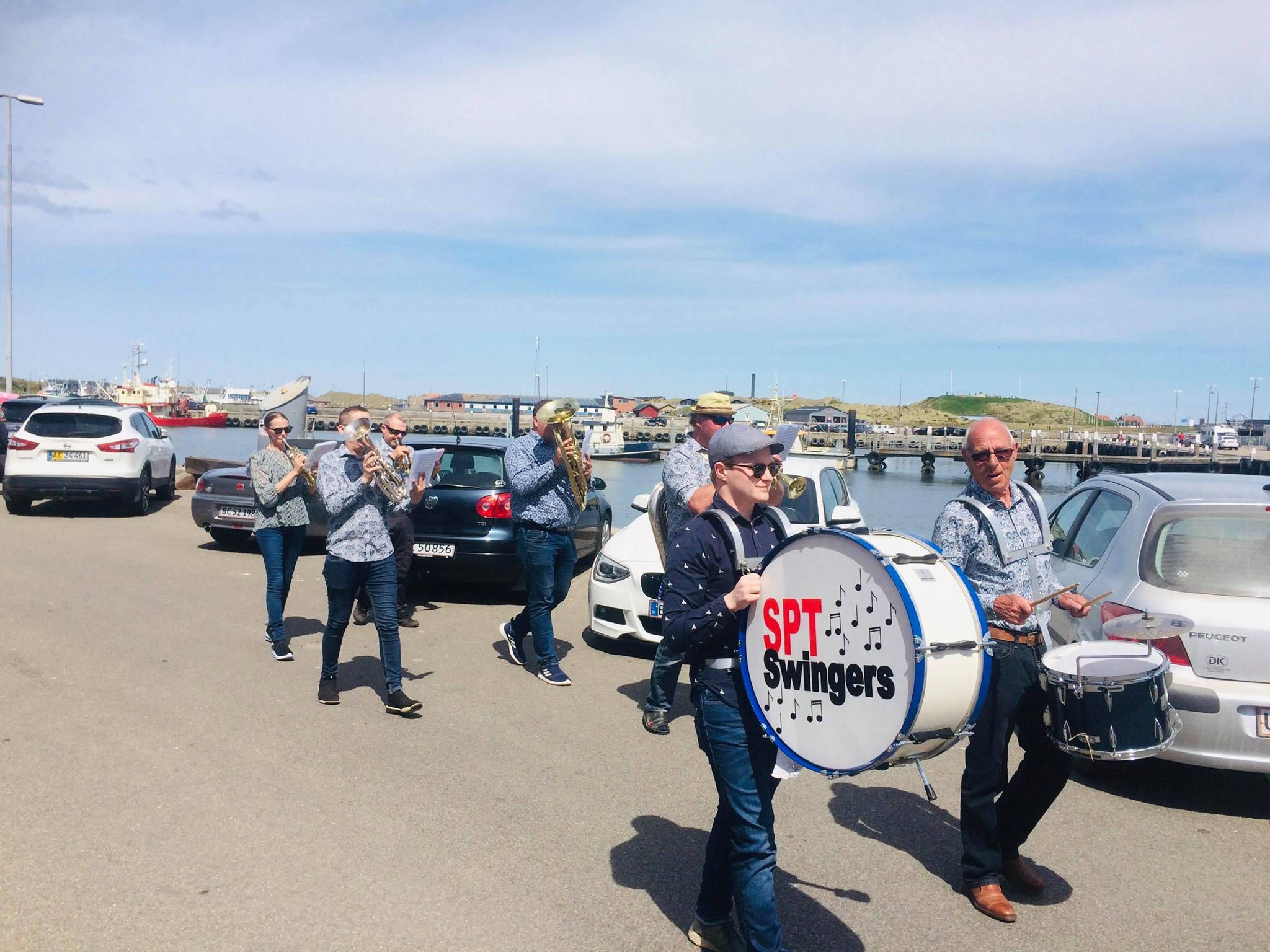 Musik i bevægelse v. SPT Swinger i Hvide Sande - Søndervig.dk
